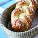 como fazer pão caseiro doce