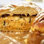Recheios para pão caseiro